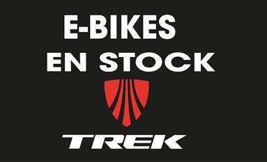 e bikes en stock